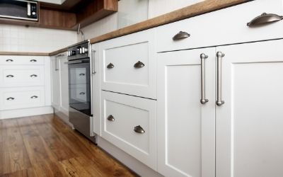 Kitchen cabinets in Stamford